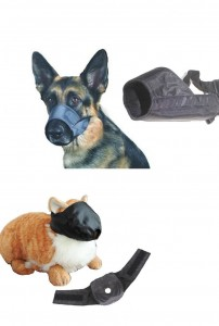 12 Pack Dog and Cat Grooming Muzzles