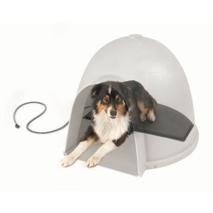 K&H Manufacturing Lectro-Kennel Igloo Style Heated Pad
