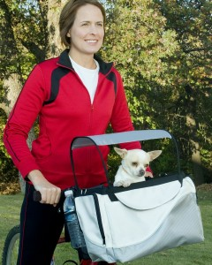 Solvit Tagalong Pet Bicycle