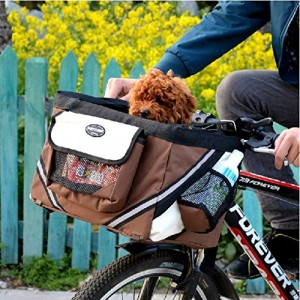 Vere Gloria Pet Bicycle Carrier
