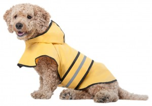 1. Fashion Pet Slickers Raincoat