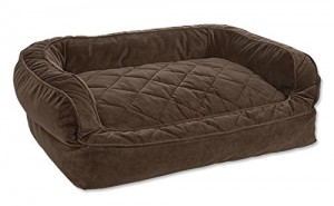 1. Orvis Lounger Deep Dish Bed Cover