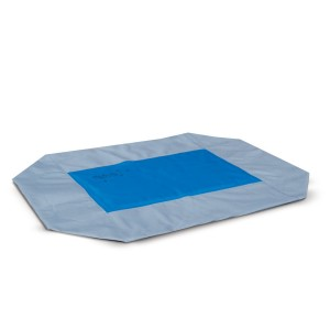 2. K&H Manufacturing Coolin' Gel Cot Cover