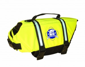 3. Paws Aboard Dog Life Jacket