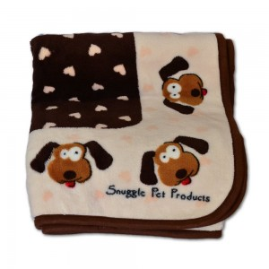 4. 10 Best Dog Bed Blankets Smart Pet Love Blanket