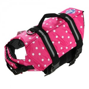 4. Assorted Color Choice Dog Lifejacket