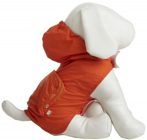 4. Fabdog Travel Raincoat