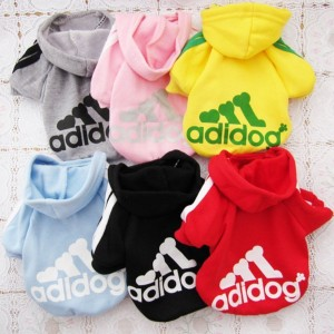 4. Zehui® Hooded Dog Sweater