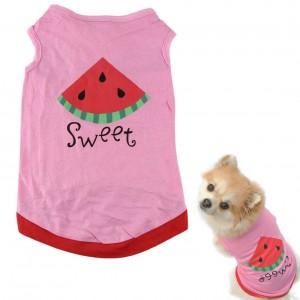 6. HP95™ Summer Watermelon Dog Shirt
