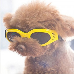 6. Mdeho Cute Dog Sunglasses