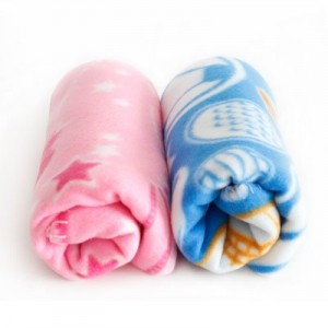7. Colorful House® Blanket