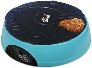 6-Meal Automatic Dog Feeder