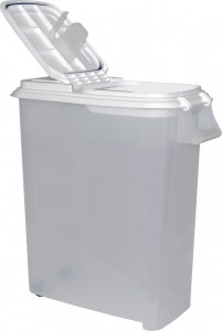 80  Quart Jumbo Dog Food Container