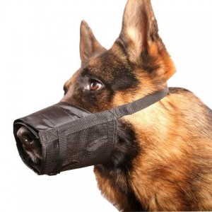 Adjustable Dog Grooming Muzzle