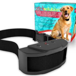 Advanced Anti Bark Dog Collar