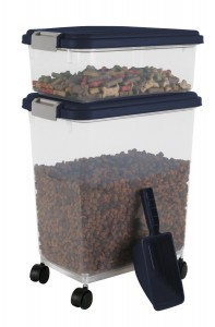 Airtight Dog Food Storage