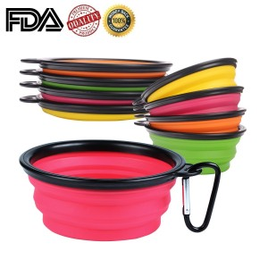 Collapsible Premium Dog Bowl