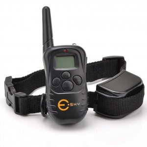 Esky LCD Remote Control Dog Training Collar
