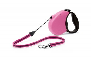 Flexi Freedom Soft Grip Retractable Belt Dog Leash