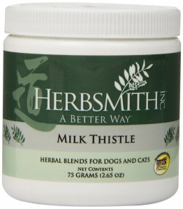 Herbsmith Milk Thistle Herbal Supplement