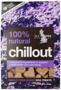 Isle of Dogs Natural Chillout Dog Treats