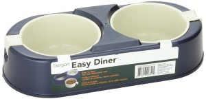 Morgan Easy Diner Dog Bowl