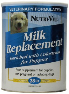 Nutri-Vet Milk Replacement
