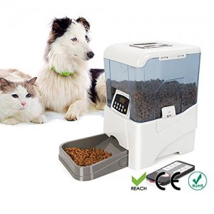 Remote Controlled Automatic Dog Feeder