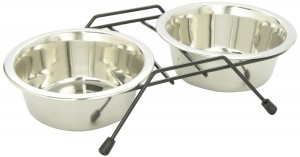 Stainless Steel Double Dog Diner