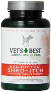 Vet's Best Healthy Coat Shed