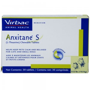 Virbac Anxitane Tablets, Small Dog