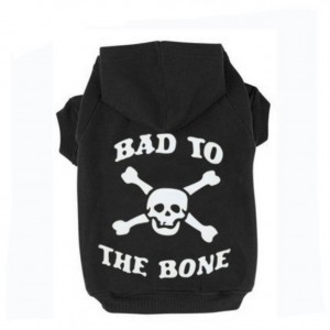 Bad to the Bone Hoodie