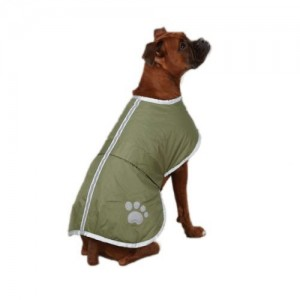 Fashion Shop Reversible Winter Dog Blanket Coat