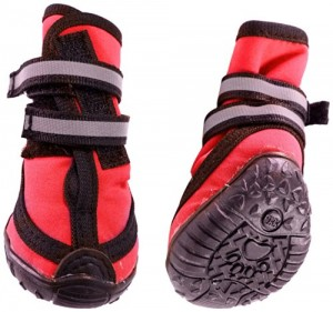 Fashion Waterproof Dog Boots