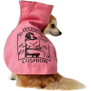 Whoopie Cushion Dog Costume